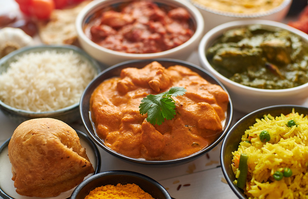 Indian Food Lunch Specials Near Me