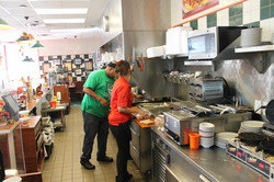 Work and Travel w Huddle House 3