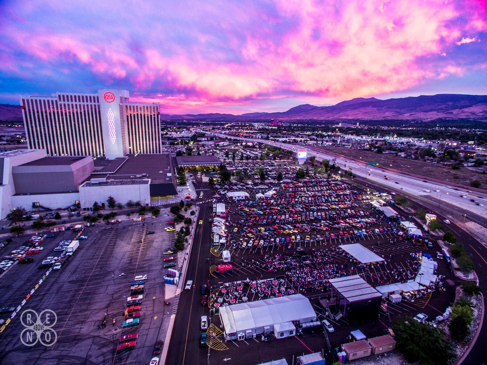 grand sierra reno view work and travel
