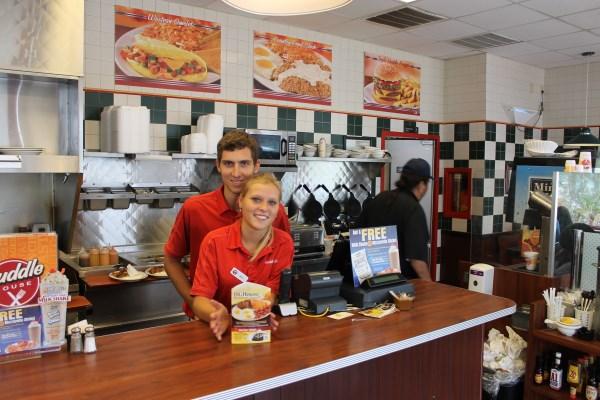 Studenci na Work and Travel w Texas