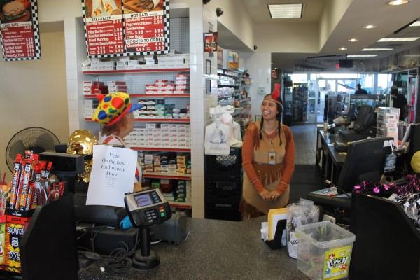 Work and Travel w Kent Kwik Texas