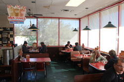 Work and Travel w Huddle House 1