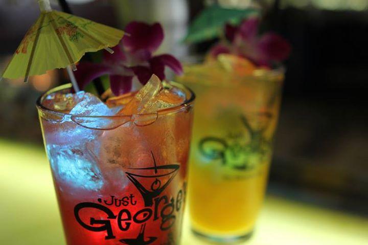 Captain Geroges drink
