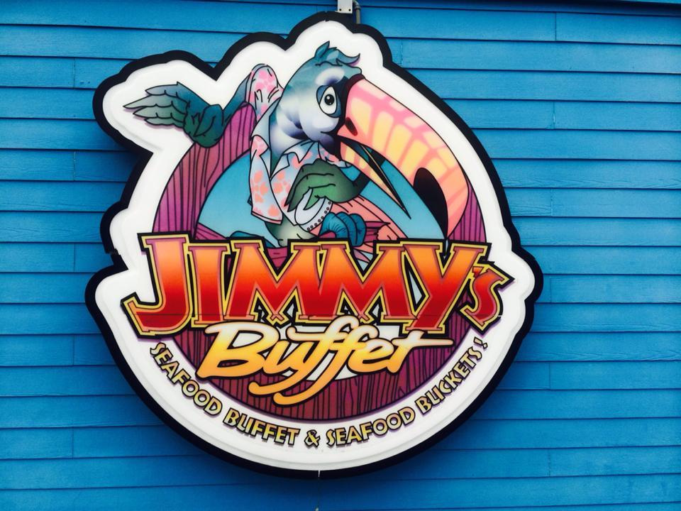 Jimmys Seafood Buffet logo