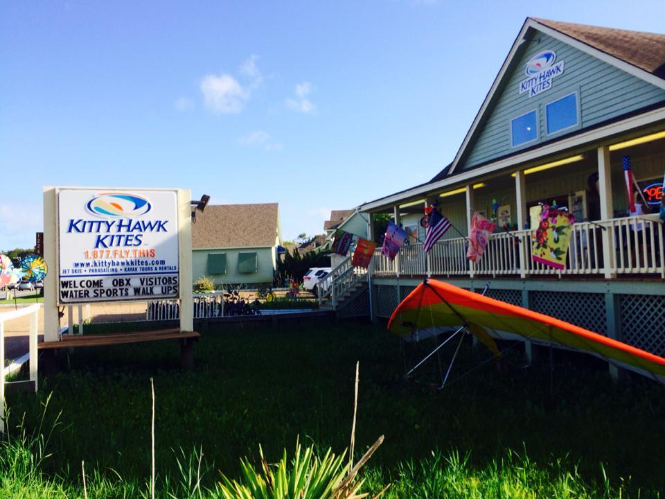 Kitty Hawk Kites w Duck, NC Work and Travel USA
