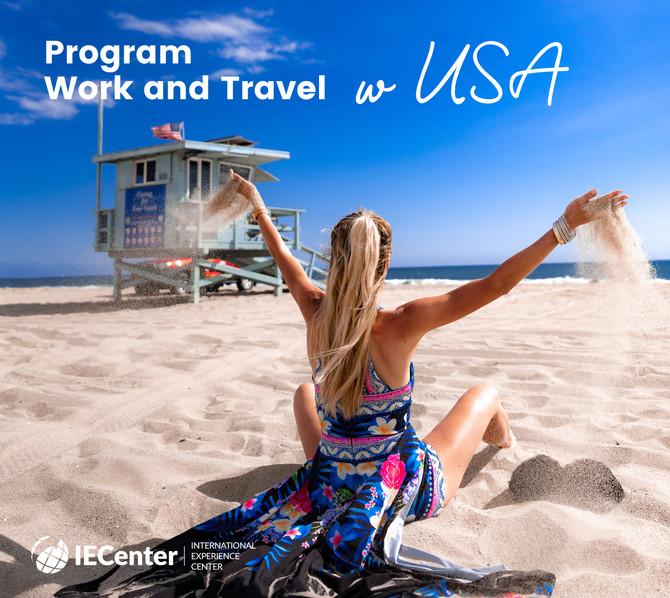 Work and Travel samemu czy w grupie? Zwiedzanie USA podczas grace period.