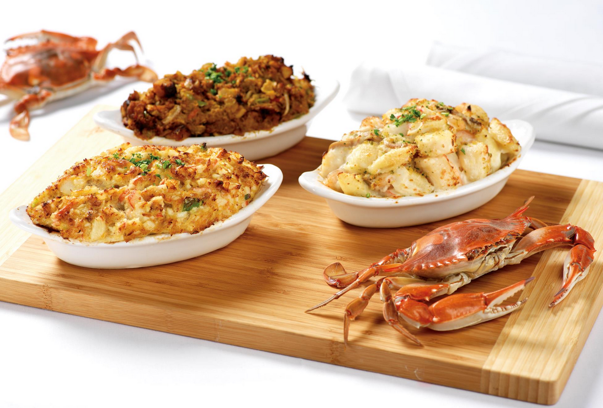 Captain George's Seafood Restaurant food - W&T USA