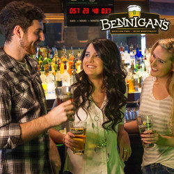 The Bennigans - Work and Travel (2)