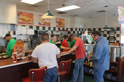 Work and Travel w Huddle House 2