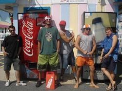 Coca Cola by Magic