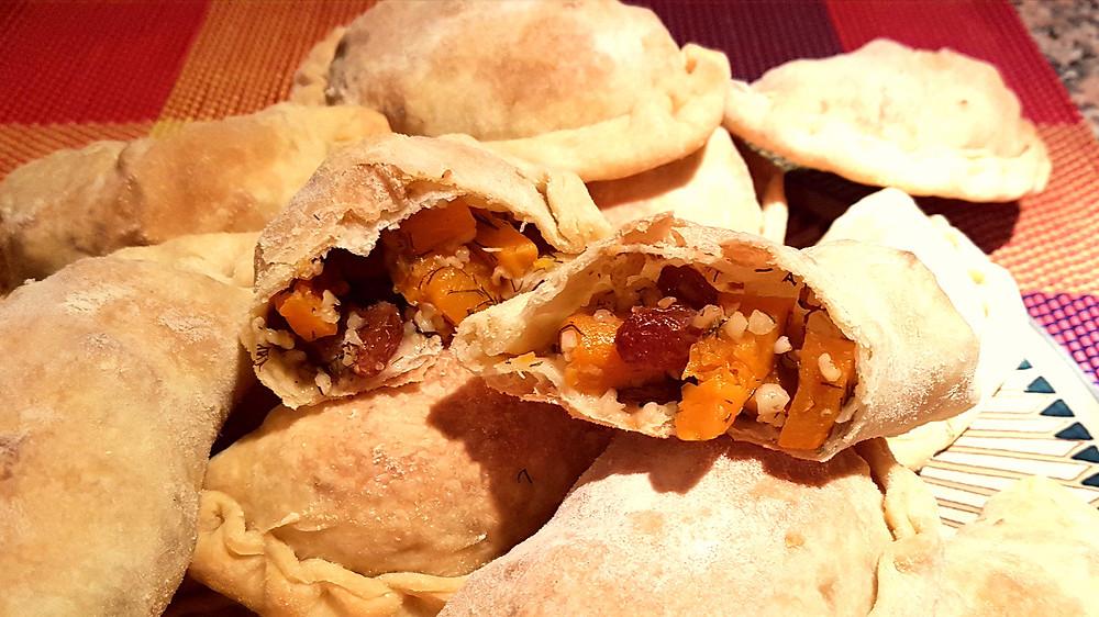 Pumpkin pies - Kolokotes