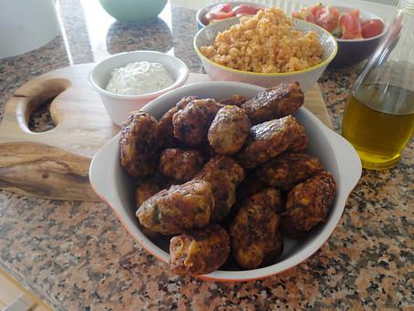 Meatballs - Keftedes