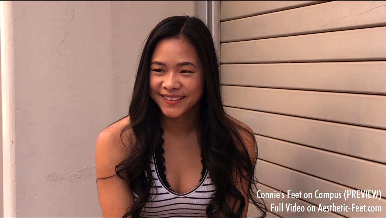 Connie's Asian Feet