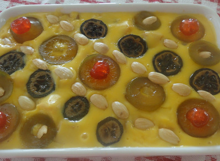 Charlot pudding
