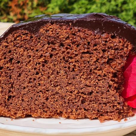 Irresistable Vegan Chocolate Cake