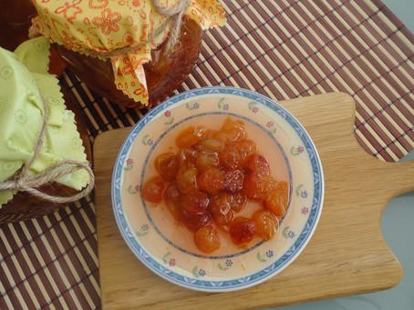 Cherry Preserve - Glyko Kerasiou