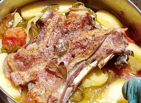 Sunday's roast - Psito