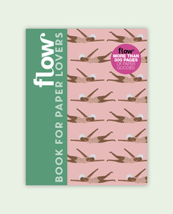 Flow Book for Paper Lovers 2019