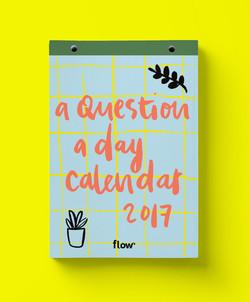 Flow Scheurkalender 2017