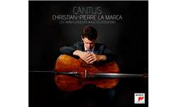 CD La Marca site web