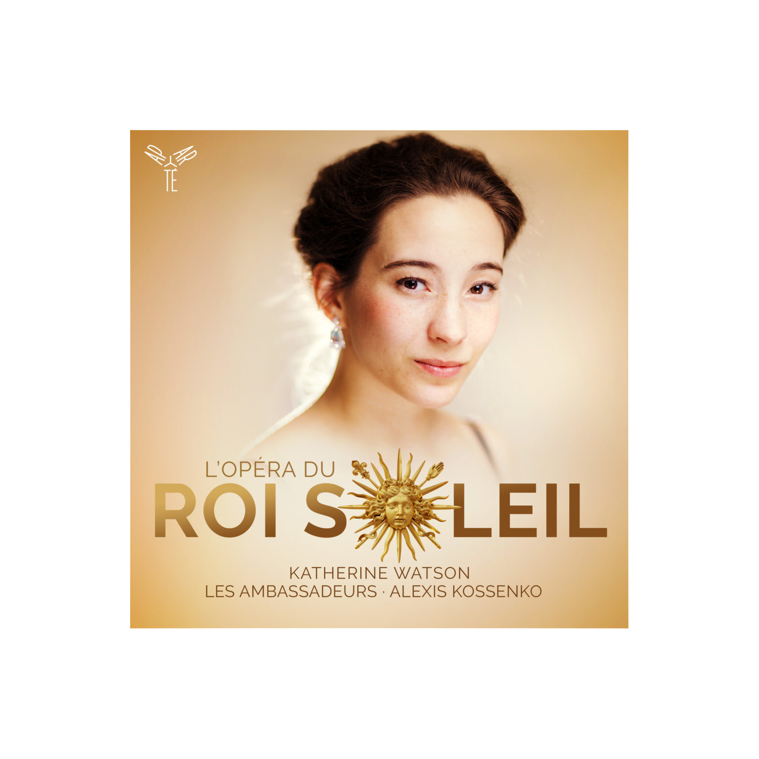 pochette CD Roi Soleil Aparte agrandie