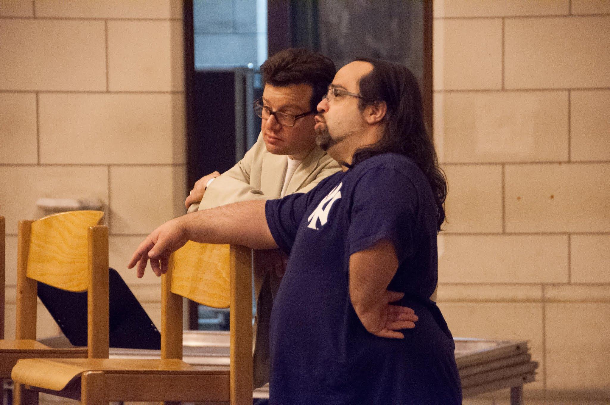 Enregistrement Rameau, Mai 2013