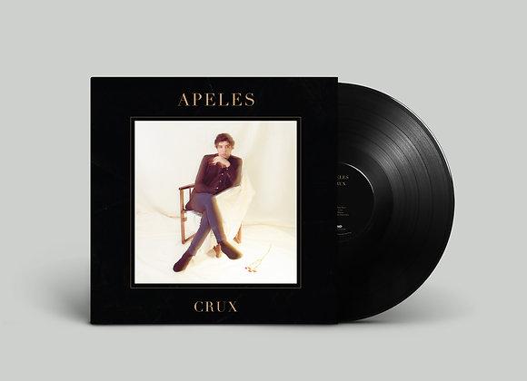 """Vinil """"Crux"""" Edição Limitada + Download Antecipado"""