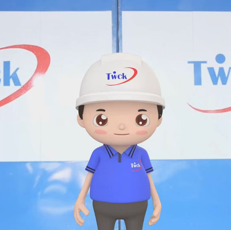 TWCK present