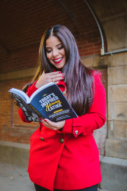 Purchase Signed Copy of Today's Inspired Young Latina Vol 2