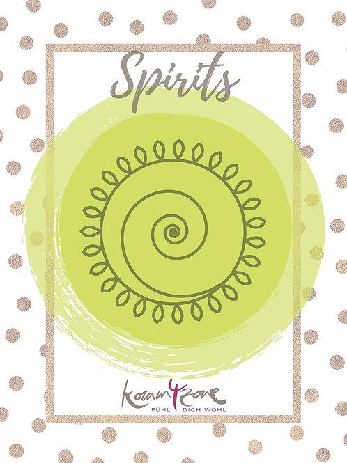 Spirits ❥ Kartendeck