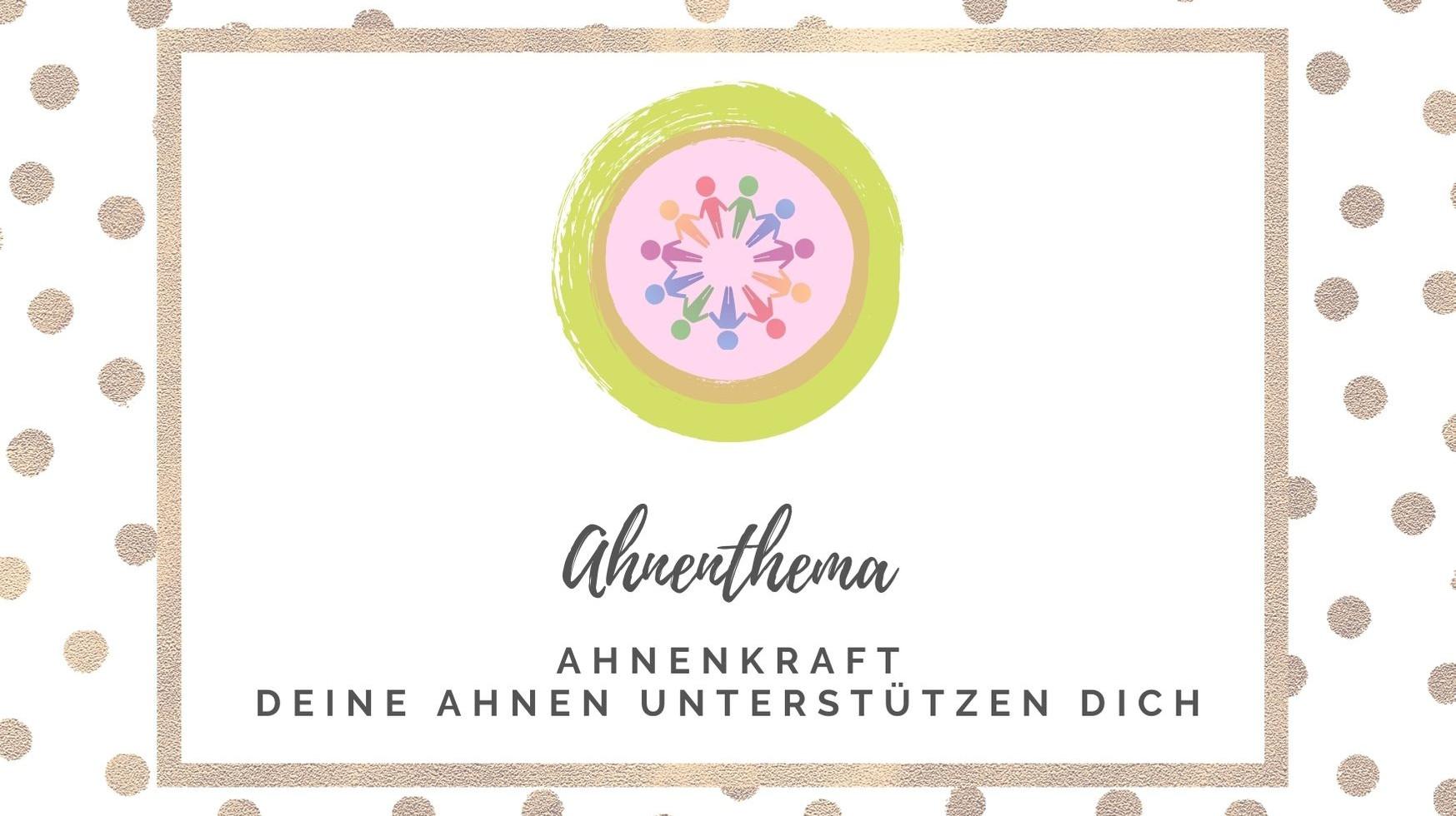 Ahnenthema