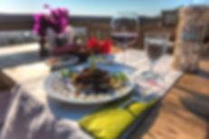 Teldolap, Tel Dolap, cafe, restaurant, Bodrum, Gumusluk, Gümüşlük, Бодрум, Гюмюшлюк, Тельдолап, ресторан, кафе, турецкая кухня, турецкий завтрак, где поесть, turkish breakfast, kabak çiçeği,