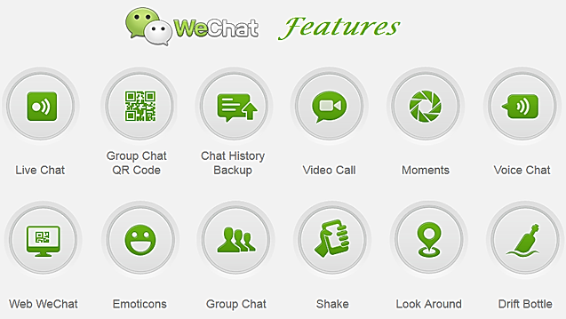 WeChat vs  Snapchat, which one do you prefer?