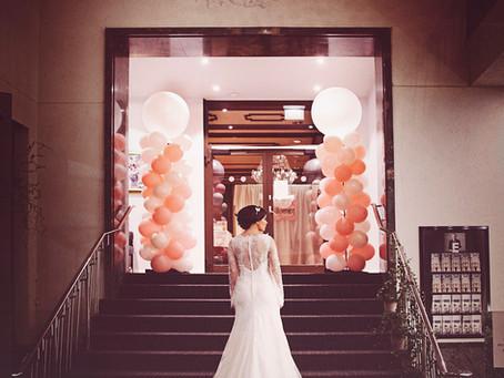 Bröllopsmässa på Elite Stadshotell