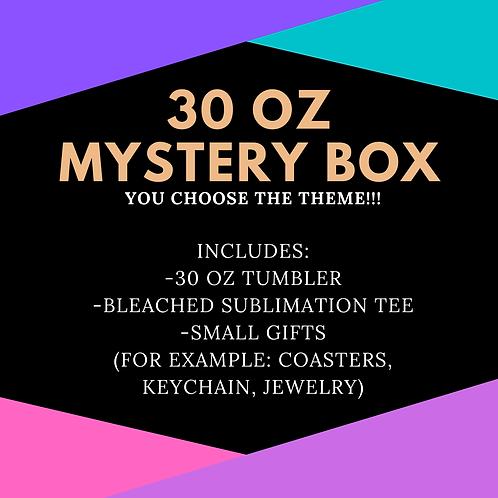 30 OZ MYSTERY BOX