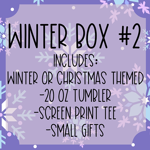 WINTER BOX #2