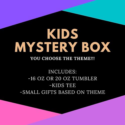 KIDS MYSTERY BOX