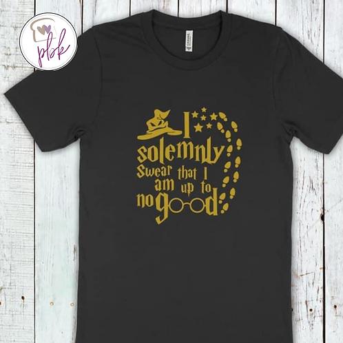 SOLEMNLY SWEAR TEE