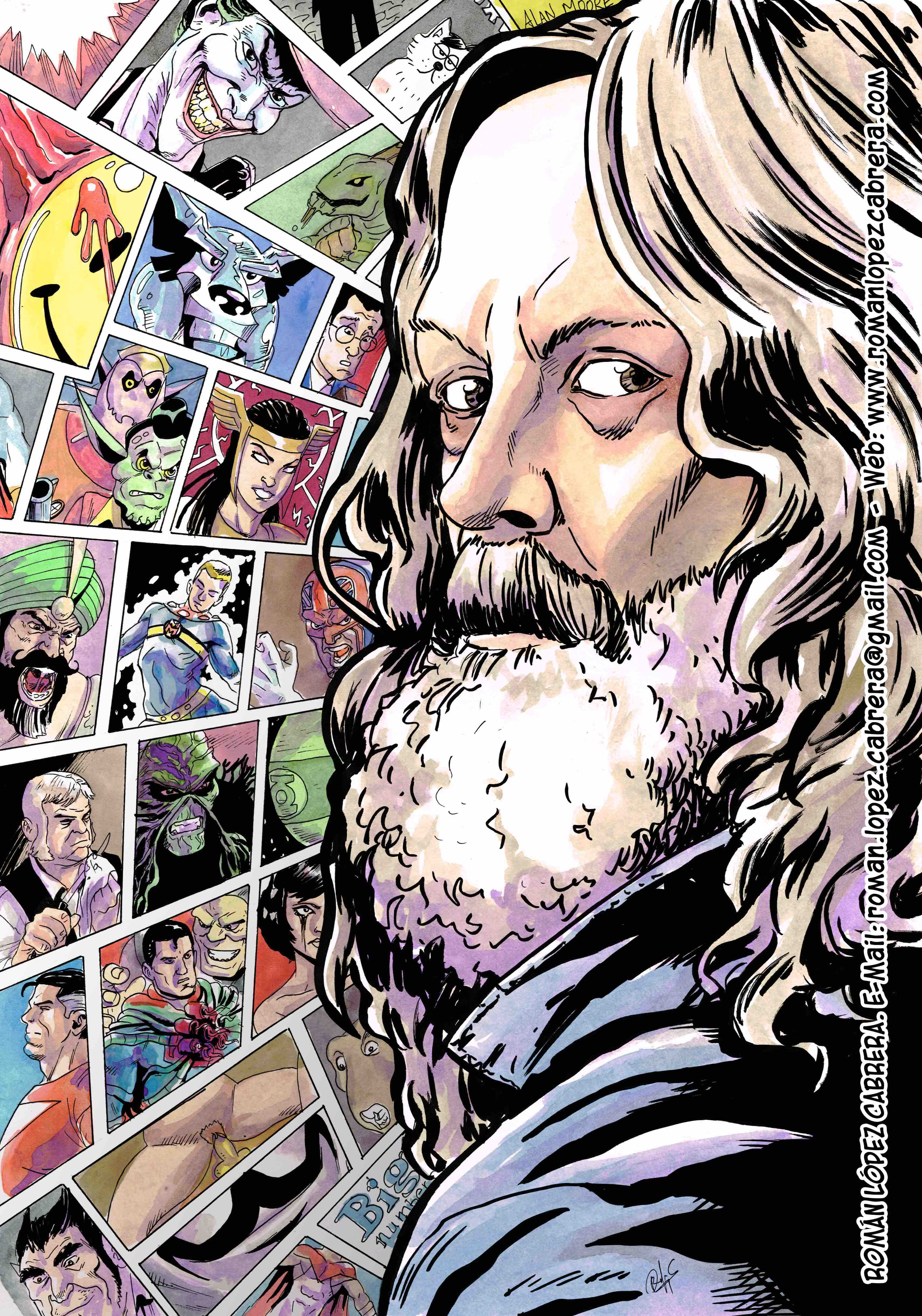 ALAN MOORE COLOR