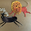 Thumbnail: Make your own lil deer/lion puppets card
