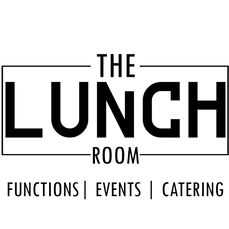 THe Lunch Room Catering Logo background