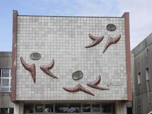 « Envolée »  Ecole de Miniminasu, Tochigi Ken, Japon