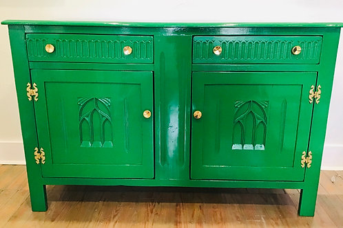 Green With Envy Credenza