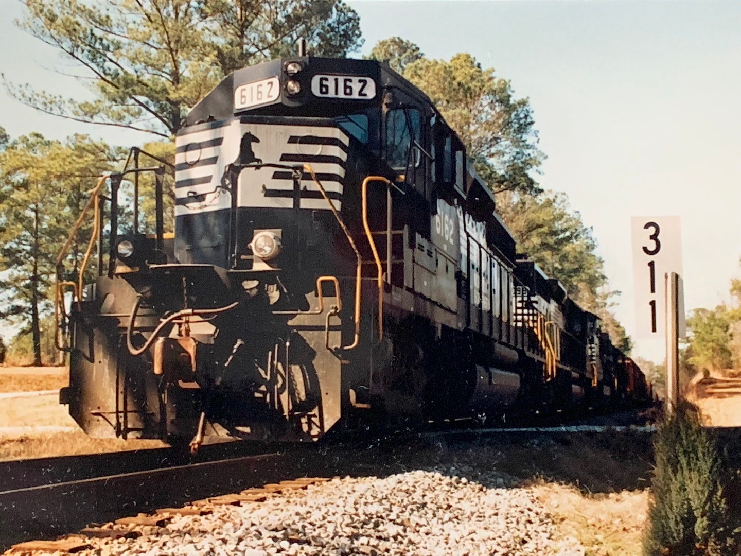 6162 In service in the 1990s