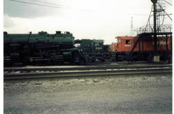 6162 with N&W 1218