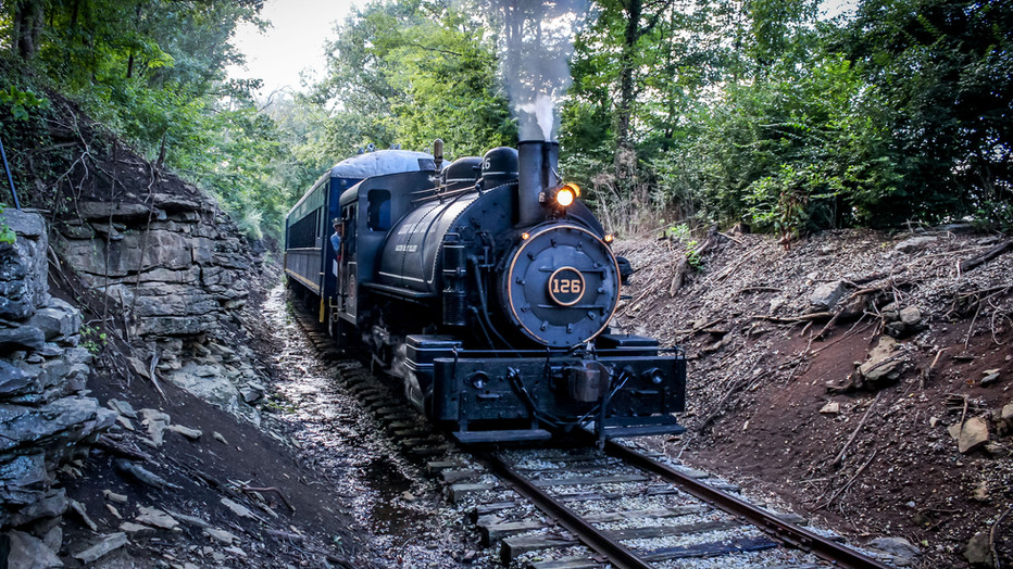 KSHC To Begin Operations; Steam Train Rides During Railroad Festival