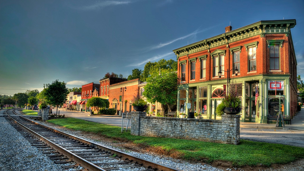 Midway, Kentucky