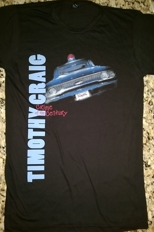 T-Shirt - Crime of the Century - Timothy Craig