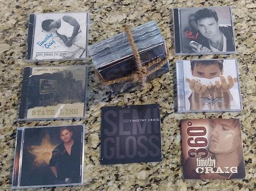 Timothy Craig - Collection - (7 CD Set)