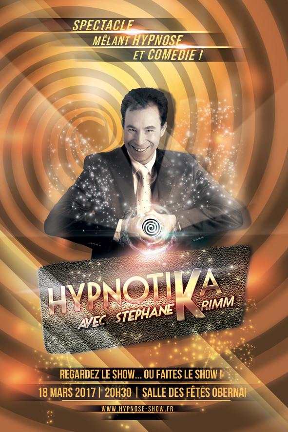 spectacle hypnose obernai hypnotika